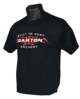 Black Darton Archery Short Sleeve T-Shirt