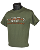 Military Green Darton Short Sleeve T-Shirt