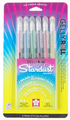 "Gelly Roll Stardust, 6-pack, ""Galaxy"""