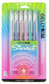"Gelly Roll Stardust, 6-pack, ""Meteor"""