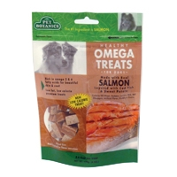 Omega Treats Salmon 6oz picture