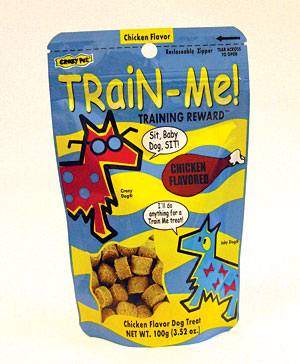 Train Me Treats Chicken 16oz picture