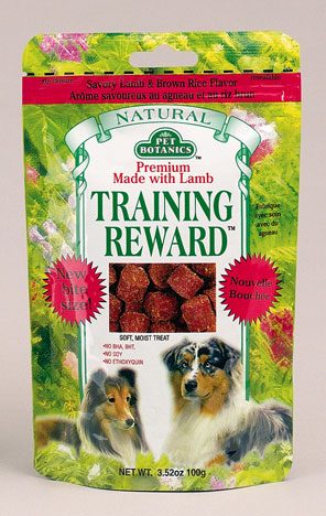 Training Reward! Treats Lamb 3.5oz picture
