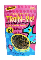 Mini Train Me Treats Bacon 4oz picture