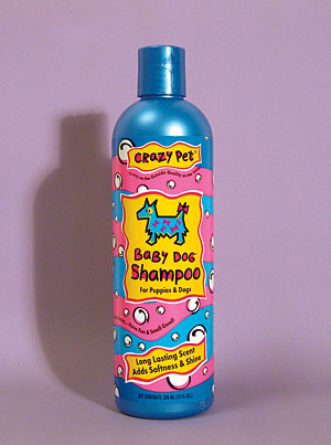 Baby Powder Shampoo 12oz. picture