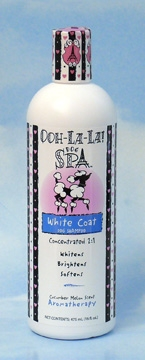 Viva La Dog Spa! White Coat Dog Shampoo picture