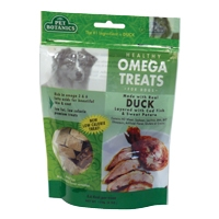 Omega Treats Duck 6oz picture