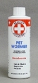Pet Wormer 8oz