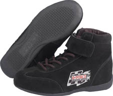 GF235 Midtop Boot-Black picture