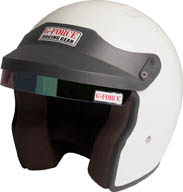 GF 750 Helmet Open Face-White picture