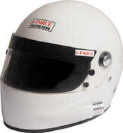 SA2010 GF Side Draft Helmet Full Face WHITE picture