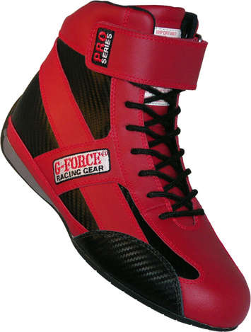 GF 236 Pro Series Shoe RED picture