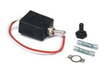 Waterproof Toggle Switch - On/Off, Double Pole, 20 Amp w/boot & connectors picture