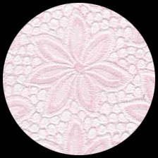 Thai Embossed Paper - Daisies - Pink   24&quot; x 36&quot; picture
