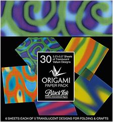 Funky Vellum Designs Origami Pack picture