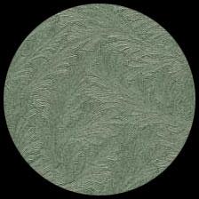 """Tuxedo Cover Fleur Dark Green 115#, 19.5"""" x 27"""" picture"""