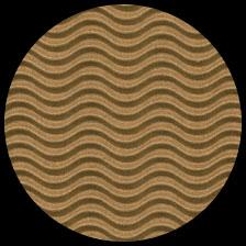 "Corrugated Illusion-Kraft Brown 29"" x 40"" picture"