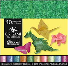 Iridescent Origami Pack picture
