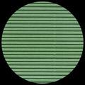 """Corrugated E-Flute - Grass Green, 20"""" x 29.5"""""""