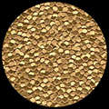Indian Embossed Paper - Pebbles - Gold   22&quot; x 30&quot;