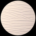 """Mexico-Embossed Reeds-White 19.5"""" x 23.5"""""""