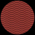 "Corrugated Illusion-Regal Red 29"" x 20"""