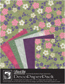 "Deco Paper Pack Large-8.5"" x 11"" Sakura"