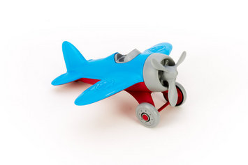 Green Toys Airplane - Blue picture