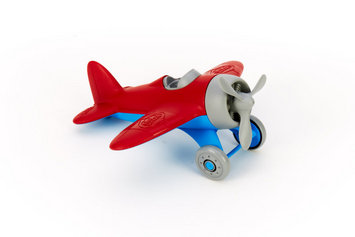 Green Toys Airplane - Red picture