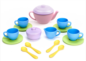 Green Toys Tea Set picture