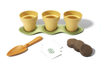 Green Toys Indoor Gardening Kit picture