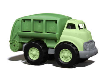 Green Toys Recycling Truck picture