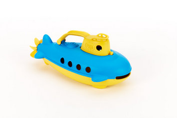 Green Toys Submarine - Yellow picture