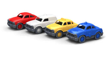 Green Toys Mini Vehicle Set picture