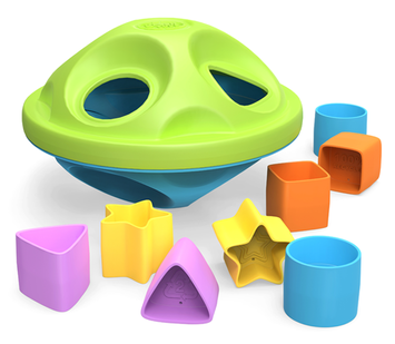 Green Toys Shape Sorter picture
