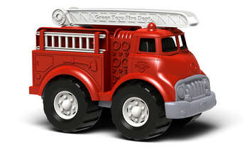 Green Toys Fire Truck picture