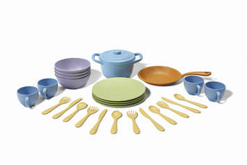 Green Toys Cookware & Dining Set picture