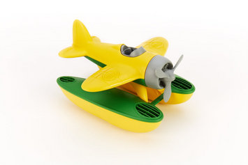 Green Toys Seaplane - Yellow picture
