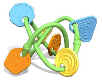 Green Toys Twist Teether picture