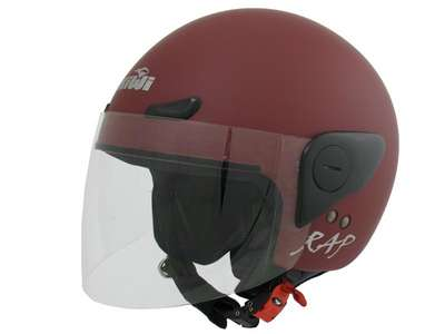 Casque Jet K485 KIWI RAP Bordeaux Mat Image