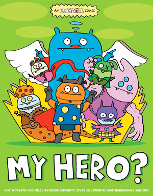 Uglydoll Comic Volume 4- My Hero? picture