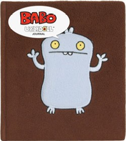 Hey Ugly! Babo Journal picture