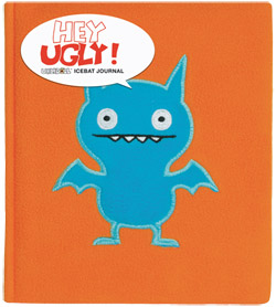 Hey Ugly! Ice-Bat Journal picture