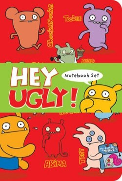 Hey Ugly! Notebook Set picture