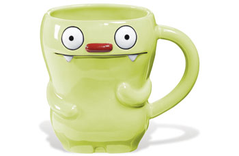 Uglydoll™ Ceramic Mug - Big Toe™ Lite Green picture