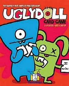 Uglydoll Card Game picture