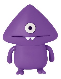 Series 3 Action Figure - Pointy Max ™ Purple picture