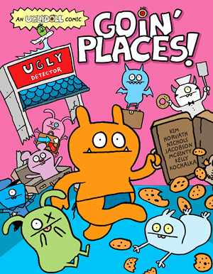 Uglydoll Comic Volume 1-Goin' Places picture