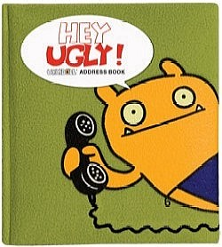 Hey Ugly! Address Book picture