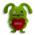 "Valentine OX-OXOX (7"")"